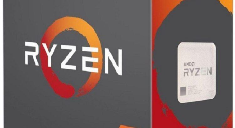 AMD Ryzen 7 8-Kern CPU